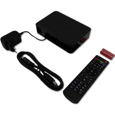mag 254 IPTV HEVC Box
