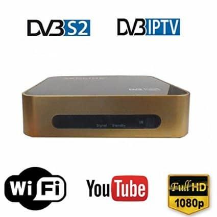 Redline Goldenbox IPTV