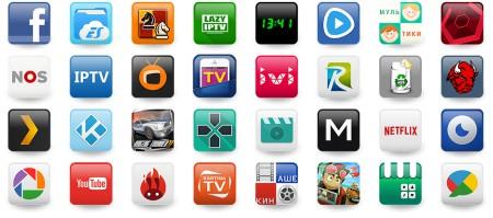 Formuler Android IPTV box met Kodi