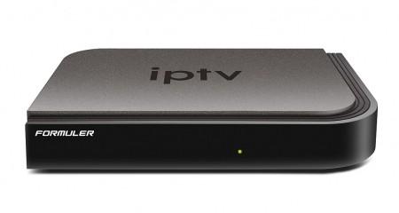 Formuler IPTV Android box met Kodi