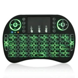 Draadloos toetsenbord met verlichting