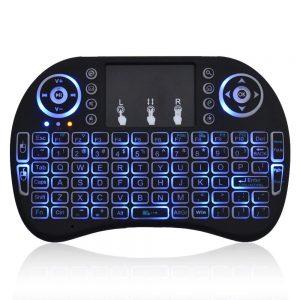 Mini i8 keyboard met verlichting