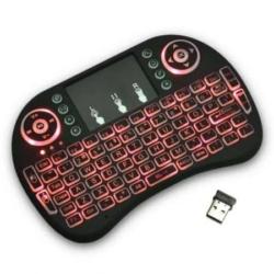 Rii i8 keyboard with backlight