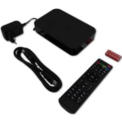 mag 256 IPTV HEVC Box