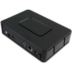 MAG 351 352 IPTV Box Aansluitingen