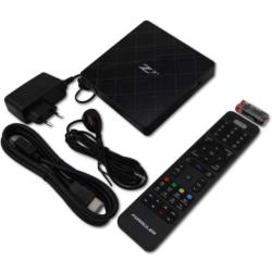 Formuler Z7+ zwart IPTV set top box