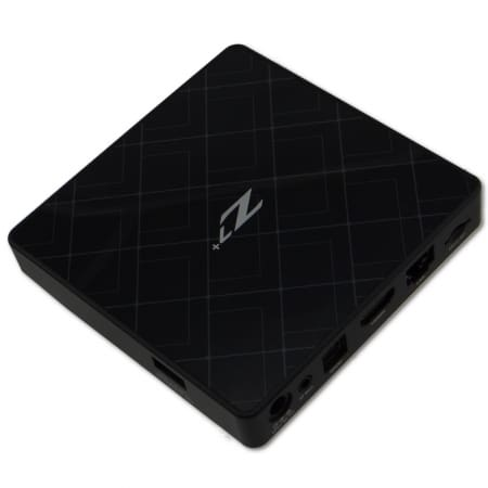 Formuler Z7+ Zwart