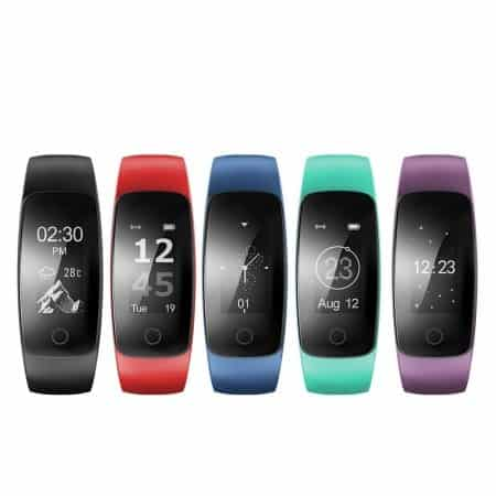 Fitness Tracker ID107 Androidkastje