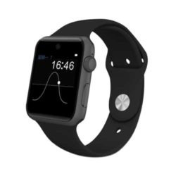 Smartwatch DM09 zwart