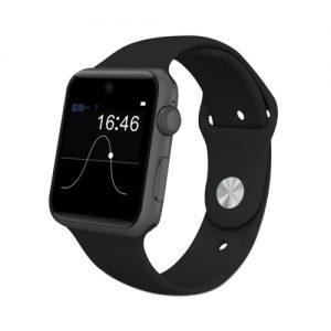 Smartwatch DM09 zwart