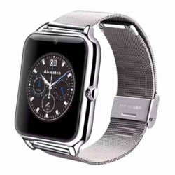 Smartwatch z60 zilver