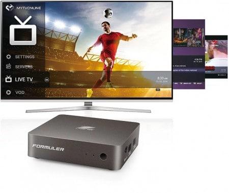 Formuler Z Nano TV IPTV
