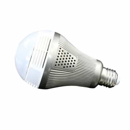 5MP Full HD IP Camera LED lamp