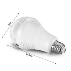 1.3 MP Onvif P2P IP Camera LED lamp