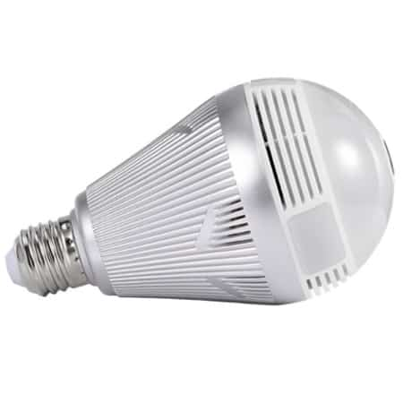 IP Camera 3MP Onvif P2P LED lamp