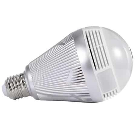 IP Camera 3MP Onvif P2P LED lamp