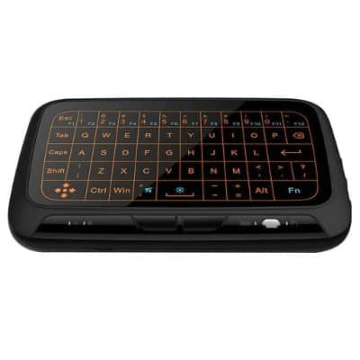 H18+ mini toetsenbord met touchpad