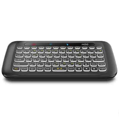 H20 Mini toetsenbord met touchpad