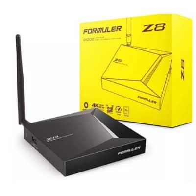 Formuler Z8 IPTV box met Android 7.0