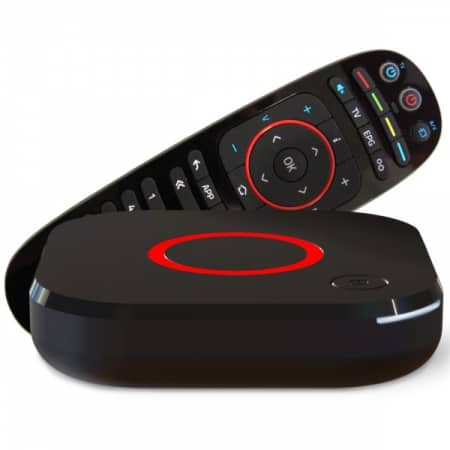 MAG 324 IPTV Box