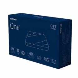 Amiko One OTT IPTV Set Top Box