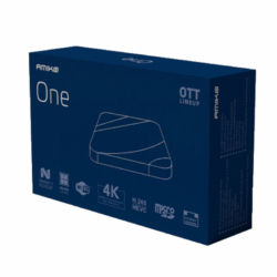 Amiko One OTT IPTV Set Top Box