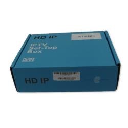 Z Tron H.265 HEVC IPTV box achterkant doos