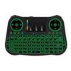 MT08 RGB Groen Mini toetsenbord