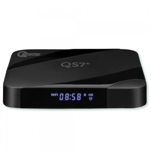 Qsmarter Qs7 plus iptv set top box