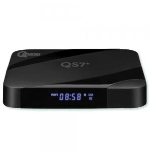 Qsmarter Qs7 plus iptv set top box
