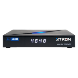 Z-Tron 4K IPTV Set Top Box