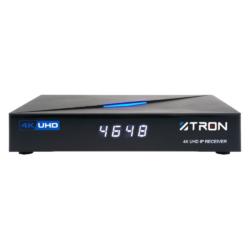 Z-Tron 4K IPTV Set Top Box