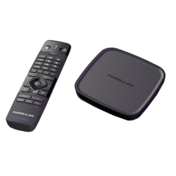 Formuler GTV IPTV Box Android TV met afstandsbediening